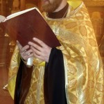 Принесение иконы с частицей мощей святителя Иоанна Тобольского в п. Новоомский